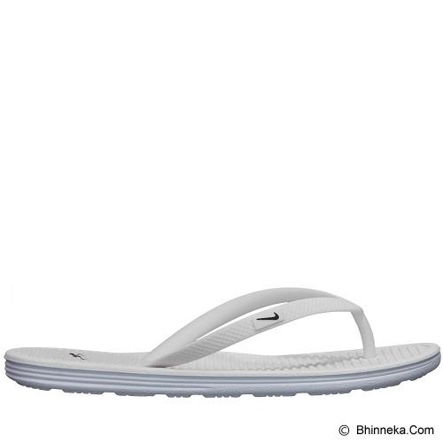 NIKE Woman's Solarsoft Thong II Size 38 [488161-102] - Sandal Jepit & Flip-Flop Wanita